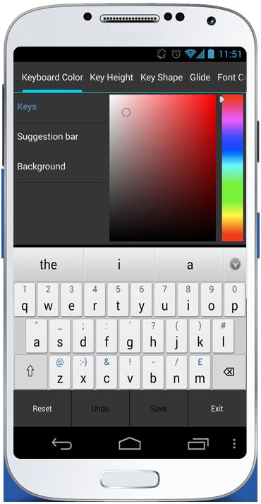 Keyboard Customization